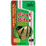 First Bites is specifically formulated to provide any newborn fish the exacting nutritional balance they require during the earliest developmental stages of their lives. First Bites will help your newborns develop excellent body form and much more!