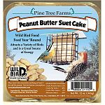 Peanut Butter Suet is hands down the most popular flavor with birds. Pine Tree Farms grinds their own peanuts so we don't have to worry about salmonella from peanuts. In house controls are in place to assure top quality for your birds.