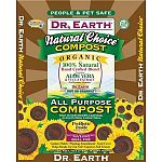 Manure and odor free. 100 percent natural, organic, hand crafted blend. Contains aloe vera and yucca extract. Rich in earthworm castings, alfalfa meal and kelp meal. Ideal for garden mulch, planting amendment, seed cover, helps break up clay soil and impr