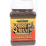 Protects up to 1350 square feet A green solution to rabbit damage All organic - no bad odor! Won t hurt animals or the environment Long lasting Water enhances the product