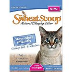 An outdoor-fresh scent you and your cat will love! Made with a touch of natural aspen to help keep your litter box smelling fresh and clean. Stops odors instantly. Natural clumping litter clumps fast, and tracks less. Clay and chemical free. Biodegradable