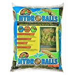 HydroBalls Lightweight Expanded Clay Terrarium Substrate by Zoo Med is intended for use beneath Eco Earth Coconut Fiber Substrate or various types of substrates to form a water table underneath. Just add water to set up a natural aquifer.