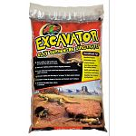 Clay burrowing substrate for reptiles.  It allows reptiles to dig tunnels and burrows just like they do in nature. Watch your reptiles perform natural digging behaviors.