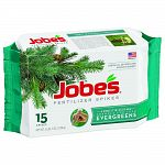 It's no secret that trees and shrubs need nutrients. Healthy, disease free, and neatly shaped, trees and evergreens make your yard look spectacular. Jobe's Fertilizer Spikes for Trees ensure a continuous supply of nutrients below the surface, where the tr