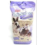 Soft-Sorbent Scented Bedding for Small Animals is made of soft, absorbent wood fibers that are scented with herbal fragrances. Keeps your pet s bedding smelling fresh and clean. Available in the soothing scents of rose, mint and lavender.