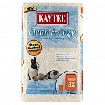 Odor control guaranteed. Safe for your pet. 99.9 percent dust free. Made of material that meets fda standards.