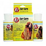The ears of dogs and cats are a frequent source of problems. The long ear canal allows dirt and wax to build up. The heavy drooping ear of some dogs closes off the opening of the ear canal preventing proper air circulation