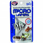 Packed with nutrition to help your fish live a lone, healthy life and look their best. Developed for use with all types of tropical fish from larger neon tetras to the largest angels. Sinking food. Can be used for saltwater fish too.