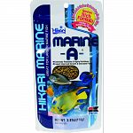 Extremely palatable and highly nutritious. Promotes proper growth and desirable form. Sponge like, color enhancing daily diet for a larger marine fish. Contains seaweed meal and pure-cultured spirulina to meet the nutritional requirements of plant eating