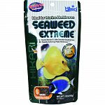 The outstanding nutrient mix offers rapid growth and helpssupport immune system health while helping maintain coloration. Ideal supplemental diet for most omnivorous species, including clownfish, damsels and butterflies. Highly aromatic wafers & pellets,